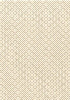 Richmond #fabric in #white from the Woven Resource 2 collection. #Thibaut