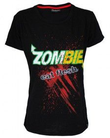 Eat flesh t-shirt
