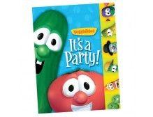 KidzOnEarth.com Online Store - VeggieTales 8 Birthday Invitations , $3.99 (http://www.kidzonearth.com/products/VeggieTales-8-Birthday-Invitations-.html)