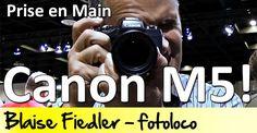 J'ai testé le Canon EOS M5 et j'aime! - http://fotoloco.fr/20160928/jai-teste-le-canon-eos-m5-et-jaime/ - Le nouvel hybride Canon EOS M5 a été mal reçu par le public. Mais j'ai eu la chance de pouvoir longuement le prendre en main et c'est un vrai plaisir à utiliser: il est bien plus abouti que les précédentes versions des Canon M. Alors est-ce qu'il vaut les 1200€ que Canon réclame pour son nouvel hybride? Suivez-moi dans mon test!