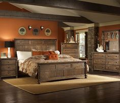 25+ Orange Bedroom Decor and Design Ideas for 2017  - Bedroom is the most intimate part of any home, therefore bedrooms designs, decors and colors reflect their owners characters and preferences. Preparin... -  homelegance-ardenwood-66-inch-dresser-in-natural-09 .