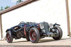 1934 Triumph Dolomite 8C2400 Grand Sport