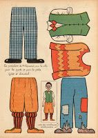 The Vintage Toy Chest: Paper Dolls