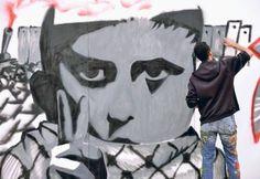 palestinian grafitti | ... Rag Blog: Jack A. Smith : Israel and Palestine After the Flotilla / 2