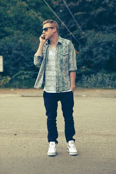 Macklemore can hang out on my wall any day.