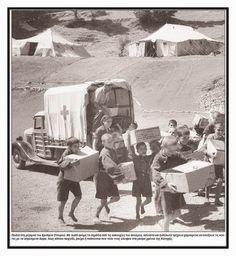 Το νέο νηπιαγωγείο που ονειρεύομαι : Διατροφή στην Κατοχή Old Photos, Ww2, Mount Rushmore, Greece, Black And White, Children, Painting, Vintage, Archive