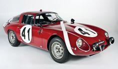 ZAGATO Alfa Romeo TZ1 1964