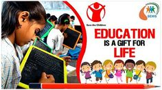 #Education is a gift for LIFE. Save the #Children!! #NGOSofia #Justice #Child