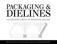 Packaging dielines free book design packaging thedieline