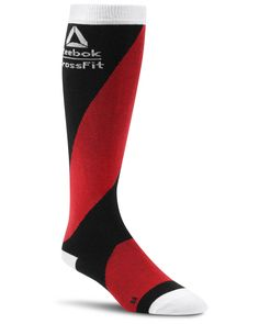 CrossFit HQ Store- Men's CrossFit Diagonal Stripe Sock - Men Buy Authentic CrossFit T-Shirts, CrossFit Gear, Accessories and Clothing