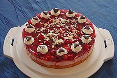 Einfache Quench - Torte 1