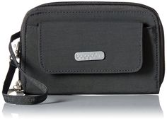 Baggallini RFID Wallet Wristlet * Discover this special product, click the image : Travel accessories