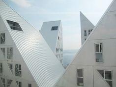 TAD / ICEBERG by JDS Architects + CEBRA + SeARCH + Louis Paillard I Like Architecture