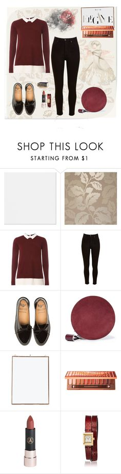 """Untitled #50"" by sarahaaaaa ❤ liked on Polyvore featuring Dorothy Perkins, Lee, Diane Von Furstenberg, NKUKU, Urban Decay, Gucci and Helmut Lang"