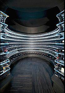 La cave à vin moderne