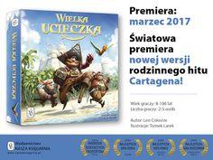 Blog na wolny czas: Planszówkowe nowości Naszej Księgarni - informacja prasowa Wydawnictwa (cz.2)