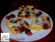 A legjobb Sütőben sült gyümölcsös palacsinta recept fotóval egyenesen a Receptneked.hu gyűjteményéből. Küldte: Vass Laszlone