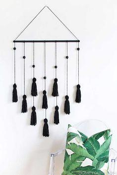 Montamos um DIY de enfeite para quarto para você começar o ano com uma decoração nova no seu lar!