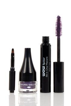 Accessor-Eyes Duo - Purple by Laura Geller Beauty on @HauteLook