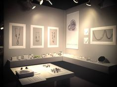 Stefania Lucchetta's display at Sieraad