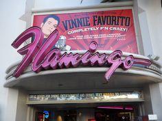 We stayed here in Las Vegas