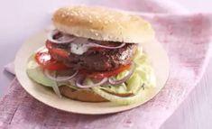 Hamburger léger à la sauce au fromage blanc Weight Watchers, ce hamburger est un plat complet et équilibré, facile et simple à réaliser à la maison