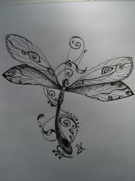 dragonfly.... Would make a col tat