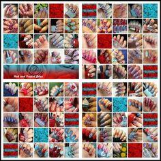 When colours collide nail challenge collage #whencolourscollide  #nailart #nailwow #nailgasm #nailartist #nailartwow #nailjunkie #nailpolish #nailswatch #nailartclub #nailartlove #nailartswag #nailinspire #nailstagram #nailartdiary #nailstamping #nailartaddict #nailartdesigns #nailartoohlala #nailartpromote #nailartoftheday #nailartofinstagram #nailartappreciation #stampingnails by cutenailsbypuja