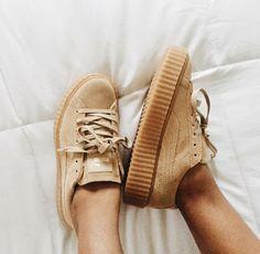 Imagem de puma, rihanna, and shoes