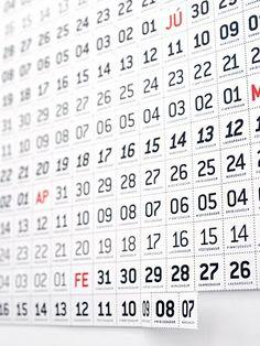 frimärkes kalender