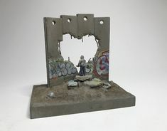 The Walled Off Hotel Souvenirs - Banksy