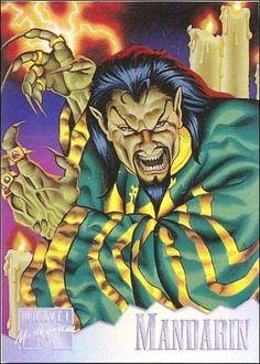 Mandarin ('95 Marvel Holoflash)