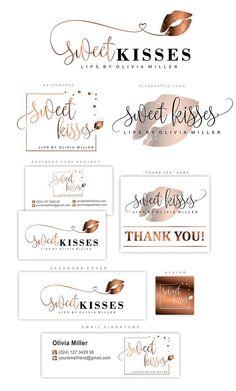 New makeup artist design logo fonts 53 Ideas Beauty Salon Logo, Beauty Salons, Lip Logo, Cosmetic Logo, Makeup Artist Logo, Branding Kit, Logo Templates, Logo Design, Lips