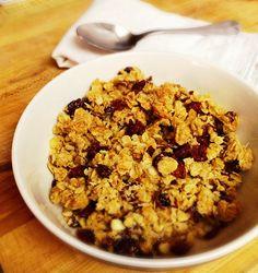Homemade Granola | M