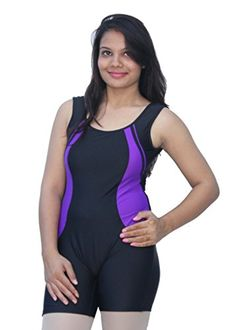 Women Clothing - Romano Womens MultiColoured Sleeveless Swim Wear Swimsuit *** Click on the image for additional details.