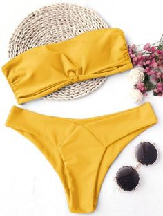 16bce453c6e9b Product Description  Buy Spring Summer 2018 Swimwear Trends Women s Newest  Push Up Bandeau Strapless Tube