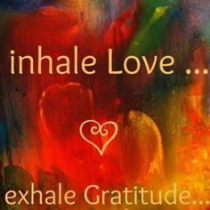 Inhale Love