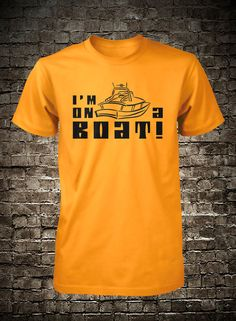 Inevitably, Jake walks around saying this all day on the first day of any cruise we go on. Maybe I'll buy him this for our next cruise ;]