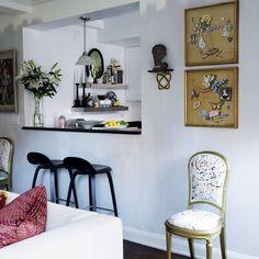 Wohnzimmer und Küche Luke Wohnideen Living Ideas Interiors Decoration