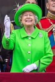 See Princess Charlotte Make Her Buckingham Palace Balcony Debut Alongside Big Brother Prince George! Queen 90th Birthday, Her Majesty The Queen, Prince Phillip, Save The Queen, Green Coat, Buckingham Palace, Queen Elizabeth Ii, Princess Diana, Prince William