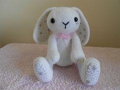 Ravelry: Sparkle Snow Bunny Amigurumi pattern by Adorable Amigurumi