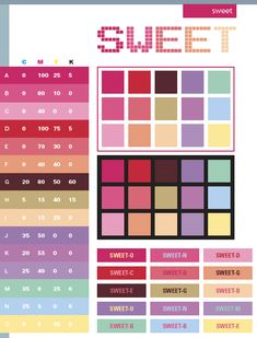 Sweet Color Scheme Colorpalette Colourpalette Colorscheme Colourscheme Colour Pallete Palettes