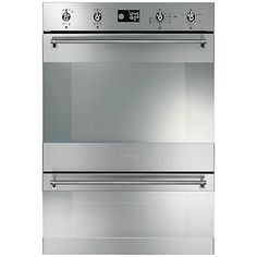 Buy Smeg DOSP38X Double Electric Oven, Stainless Steel Online at johnlewis.com £1099. Double pyrolytic oven