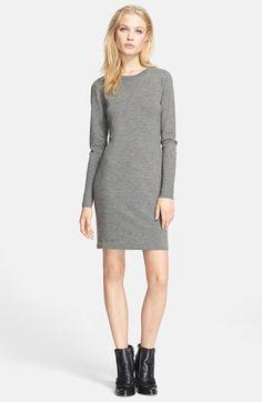 Winter pencil dress