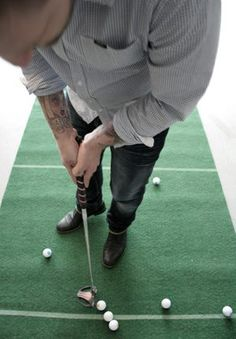 niceputt in action