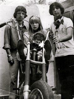 Os Mutantes, Brazilian music band.