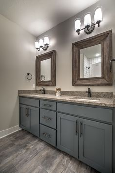 Idea, methods, plus guide for getting the most effective result and also making the max use of Kids Bathroom Remodel Bathroom Renos, Bathroom Renovations, Home Renovation, Small Bathroom, Home Remodeling, Bathroom Ideas, Bathroom Double Sink Vanities, Wooden Bathroom Vanity, Guys Bathroom