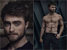 Daniel Radcliffe Thankful To Be 'Rear of the Year'