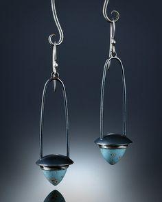 Amy Buettner, earrings