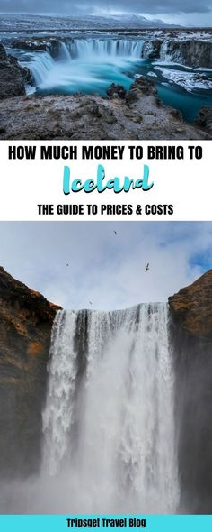 Iceland Expensive To Travel To? Budget For a Trip to Iceland in 2019 Guide to the prices in Iceland. How expensive is Iceland. Iceland prices & prices in Iceland. How much money to bring to Iceland.Guide to the prices in Iceland. How expensive is Iceland. Iceland Travel, Europe Travel Tips, New Travel, Travel Goals, Travel Advice, Travel Usa, Places To Travel, Travel Destinations, Places To Visit